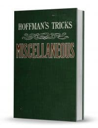 Miscellaneous Conjuring Tricks PDF