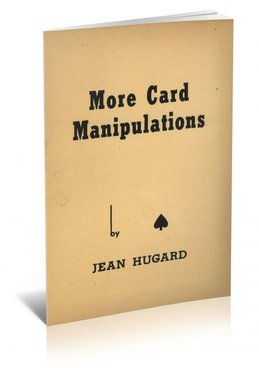More Card Manipulations Series No. 1 by Jean Hugard PDF