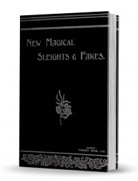 New Magical Sleights & Fakes PDF