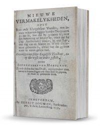 Nieuwe Vermakelykheden ofte Rare ende Uytgelesene Vondon… PDF