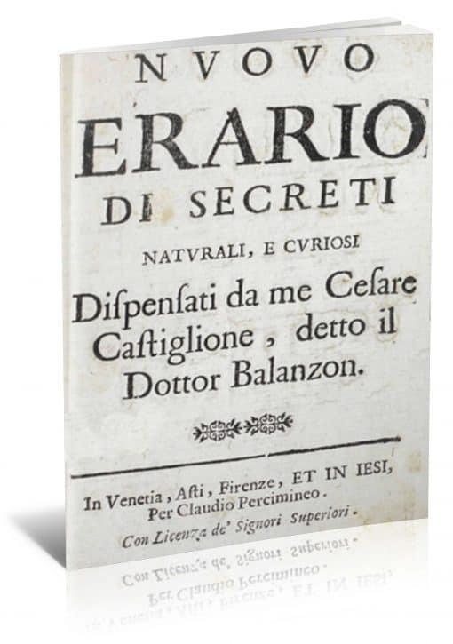 Nvovo Erario di Secreti Natvrali… PDF