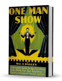 One Man Show PDF