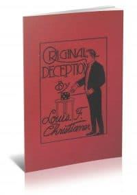 Original Deceptions by Louis F. Christianer PDF