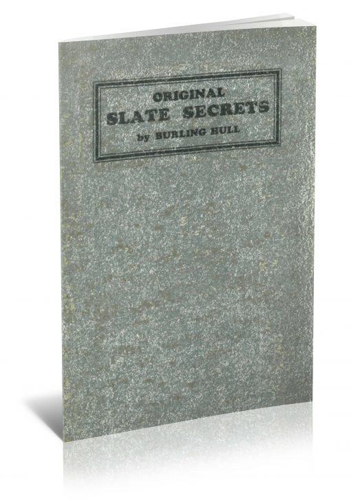 Original Slate Secrets by Burling Hull PDF
