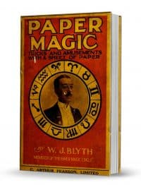 Paper Magic by Will Blyth PDF
