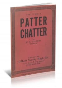 Patter Chatter Volume 1 by B. L. Gilbert PDF