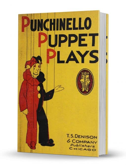 Punchinello Puppet Plays PDF