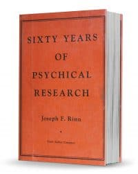 Sixty Years of Psychical Research PDF