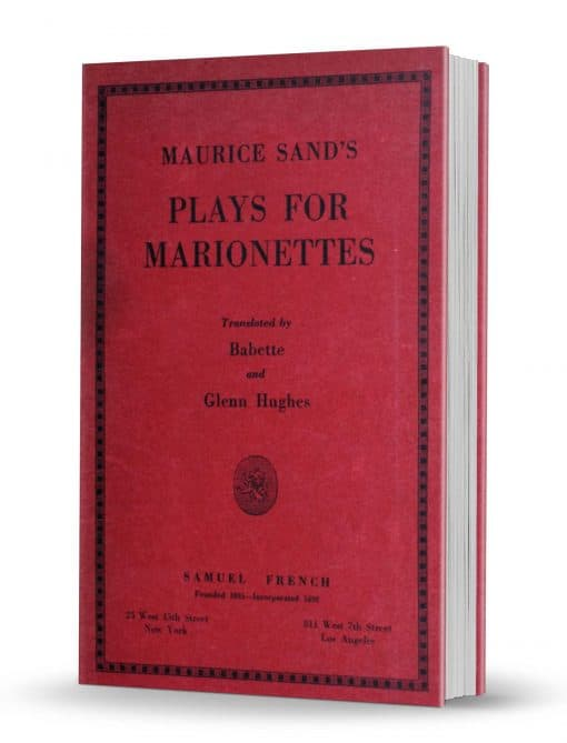 Plays for Marionettes PDF