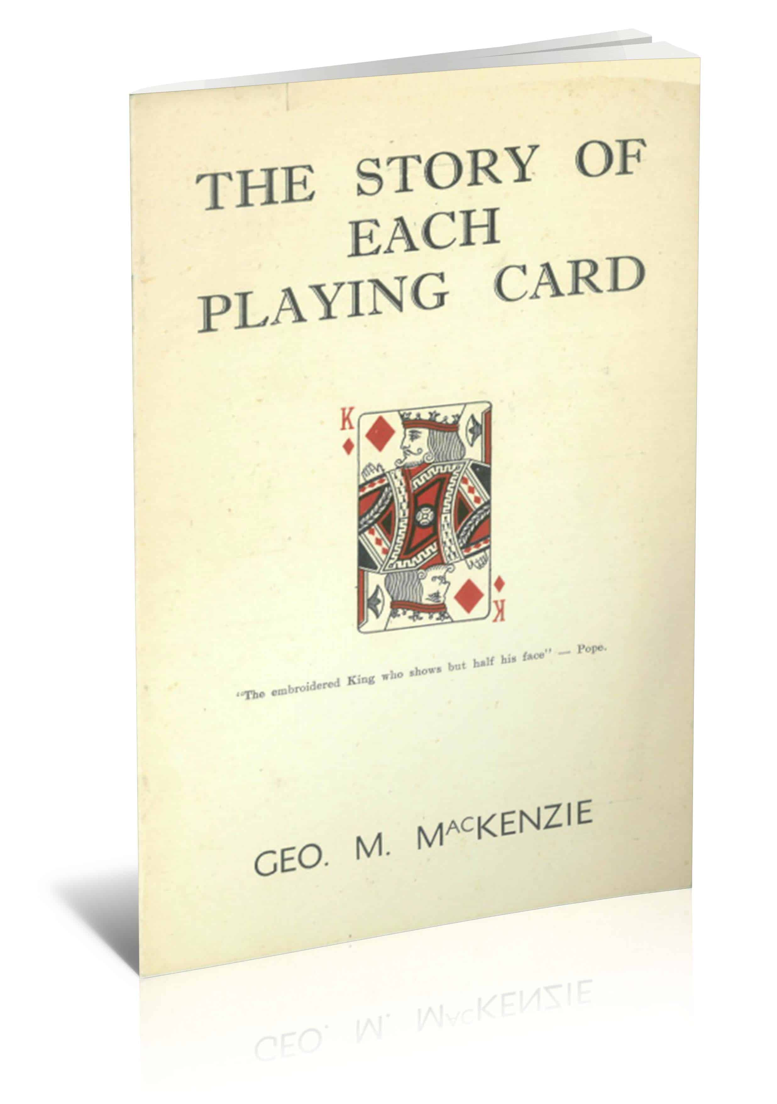 Story Behind Playing Cards