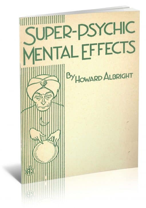 Super-Psychic Mental Effects PDF