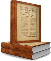 Thayer's Magical Bulletin PDF