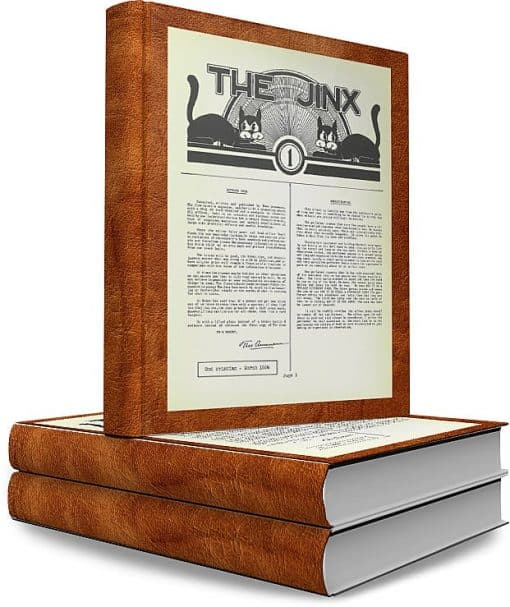 Jinx Magazine PDF