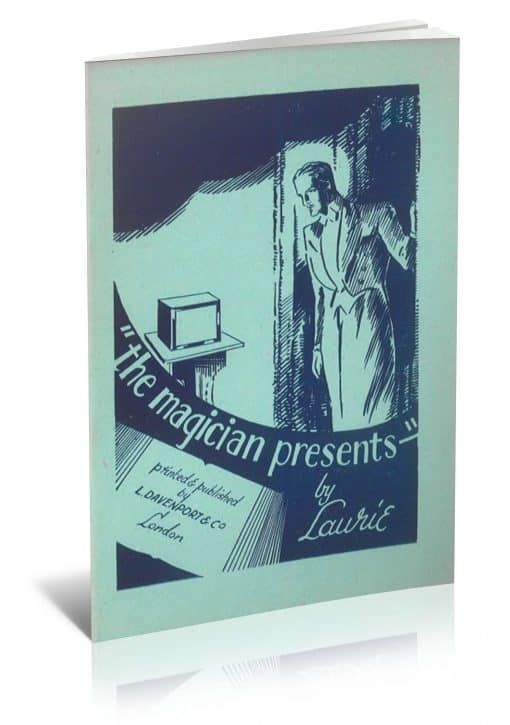 The Magician Presents by Laurie PDF