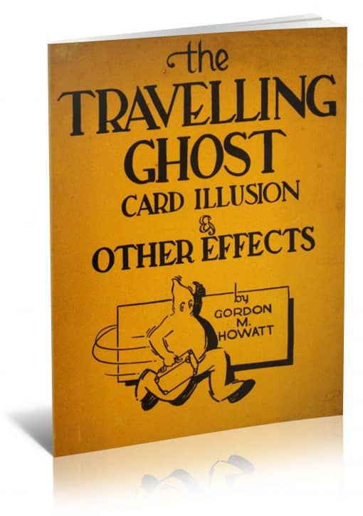 The Travelling Ghost Card Illusion & Other Effects