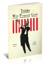 Tricks With Prepared Cards PDF