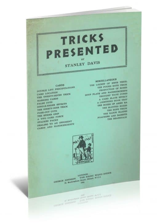 Tricks Presented PDF