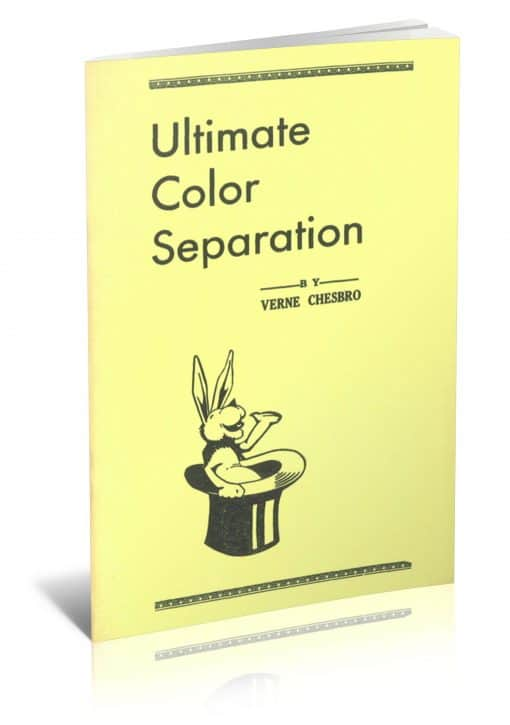 Ultimate Color Separation by Verne Chesbro PDF