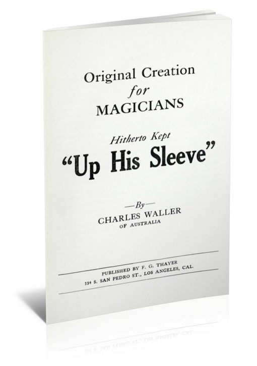 Original Creation for Magicians