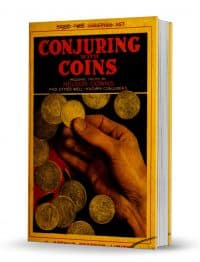 Conjuring with Coins : Including Tricks by Nelson Downs and Other Well-Known Conjurers edited by Nathan Dean PDF