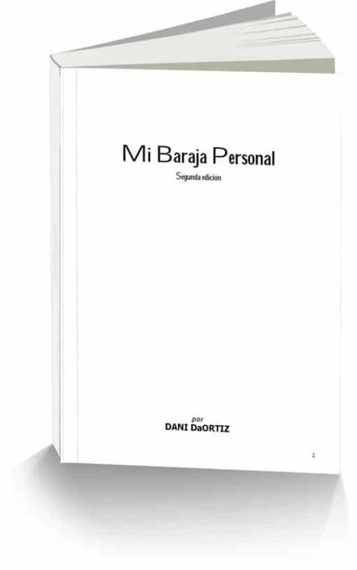 Mi Baraja Personal by Dani DaOrtiz PDF