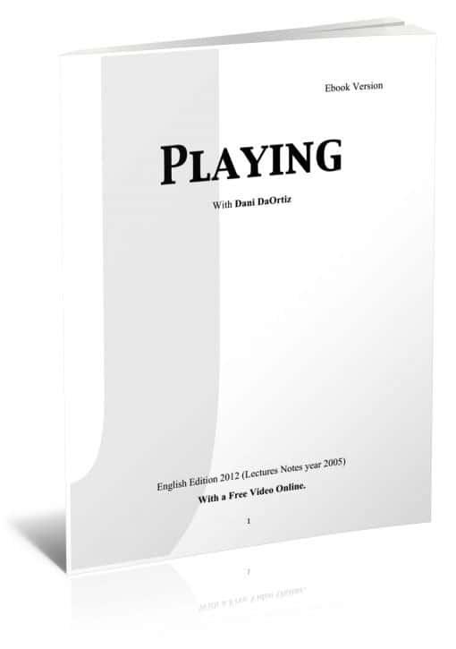 Playing with Dani DaOrtiz by Dani DaOrtiz PDF