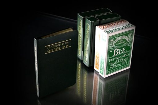 Green Erdnase Bible Bundle Only $124.99 postpaid in the U.S.