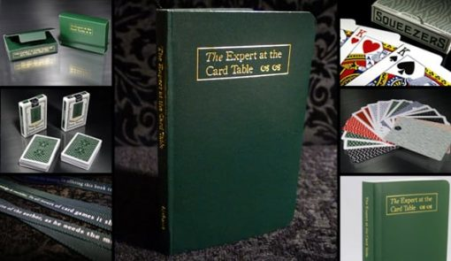 Deluxe Green Erdnase Package ONLY 52 Sets Available