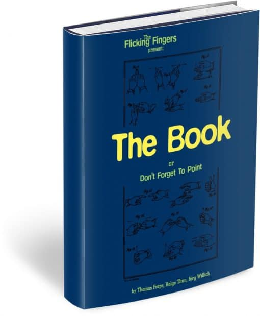 The Book- Or Don't Forget to Point by the Flicking Fingers PDF