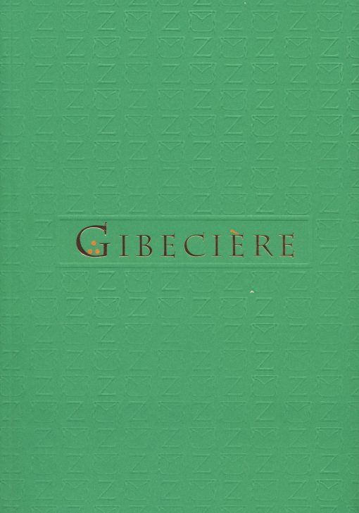 Gibecière 12, Summer 2011, Vol. 6, No. 2