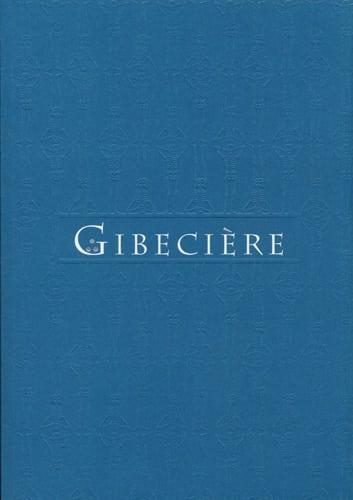 Gibecière 13, Winter 2012, Vol. 7, No. 1