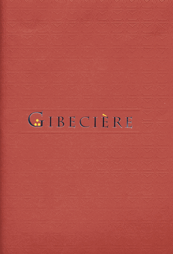 Gibecière 9, Winter 2010, Vol. 5, No. 1