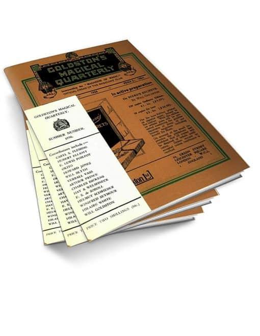 Goldston's Magical Quarterly Volume 3