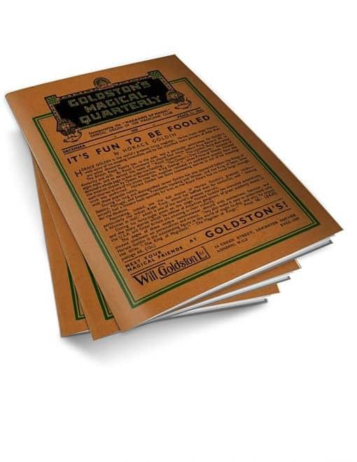 Goldston's Magical Quarterly Volume 4
