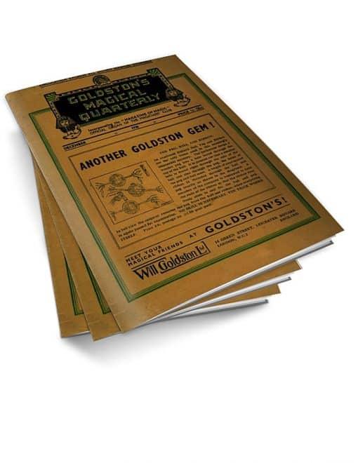 Goldston's Magical Quarterly Volume 5