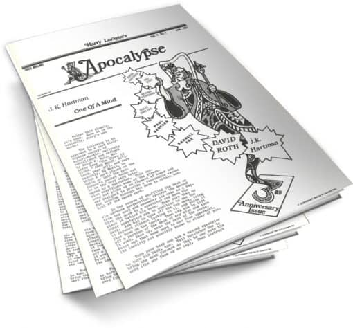 Apocalypse by Harry Lorayne Vol 4 PDF