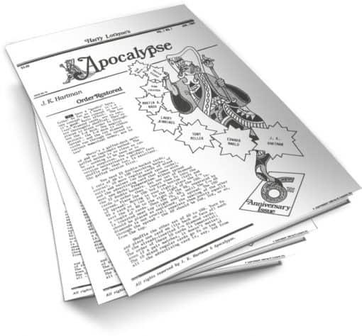 Apocalypse by Harry Lorayne Vol 7 PDF