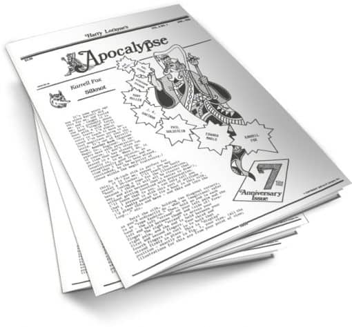 Apocalypse by Harry Lorayne Vol 8 PDF