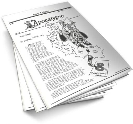 Apocalypse by Harry Lorayne Vol 9 PDF