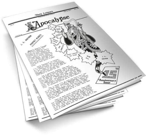 Apocalypse by Harry Lorayne Vol 16 PDF