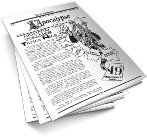 Apocalypse by Harry Lorayne Vol 20 PDF