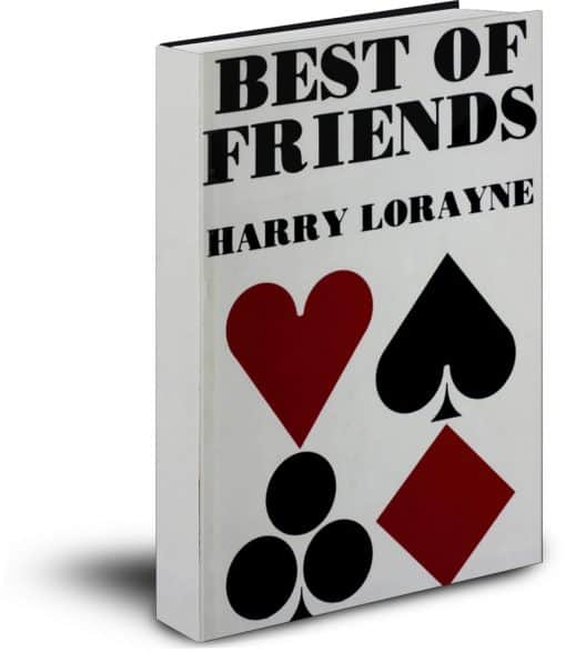 50% off Best of Friends Volume 1 by Harry Lorayne PDF
