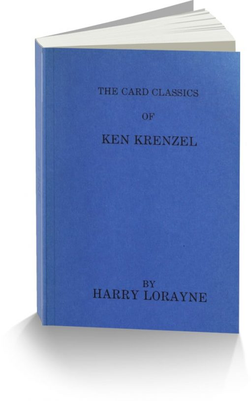 The Card Classics of Ken Krenzel by Harry Lorayne PDF