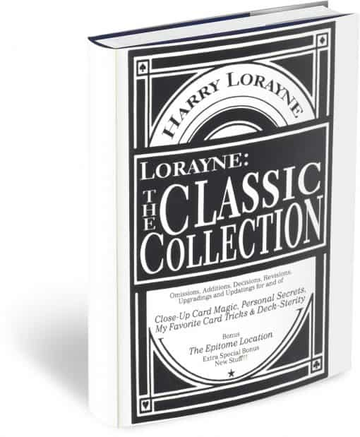 Classic Collection Volume 1 by Harry Lorayne Text based PDF with bookmarks