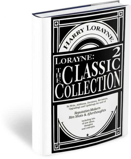 Classic Collection Volume 2 by Harry Lorayne Text-Based PDF with Bookmarks