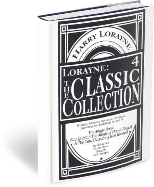 Classic Collection Volume 4 by Harry Lorayne Text-Based PDF with Bookmarks