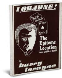 The Epitome Location by Harry Lorayne PDF