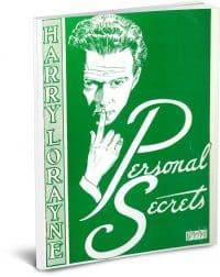 P. S. Personal Secrets by Harry Lorayne PDF