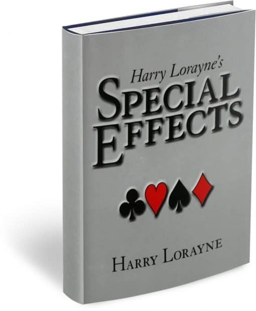 Harry Lorayne's Special Effects Text-Based PDF with Bookmarks