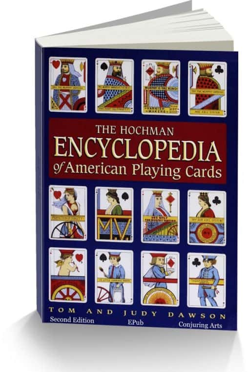 Hochman Encyclopedia of American Playing Cards 2nd Edition, ePub